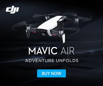 Werbung: DJI Mavic Air Drohne