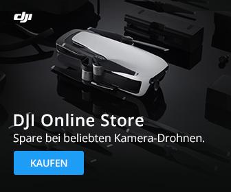 DJI Online Shop - einkaufen und sparen