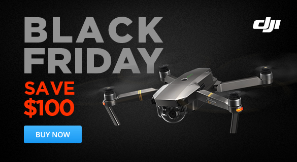 9674427fb8c DJI, the leading drone company in the world has taken Black Friday very  seriously, by announcing lots of deals for Black Friday 2018, with  discounts up to ...