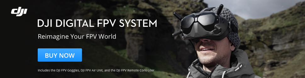 The New DJI Digital FPV System Is Out! - Is 2019 the Year That DJI Moves Into the Exciting Realm of Drone Racing? 1