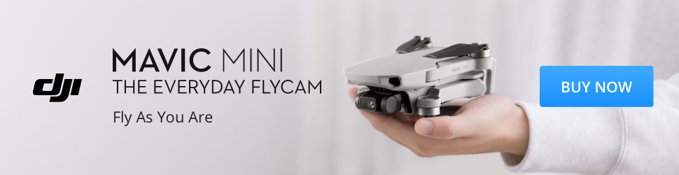 DJI Mavic Mini: acquista ora