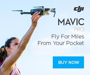Drone DJI Mavic Pro promotion en solde